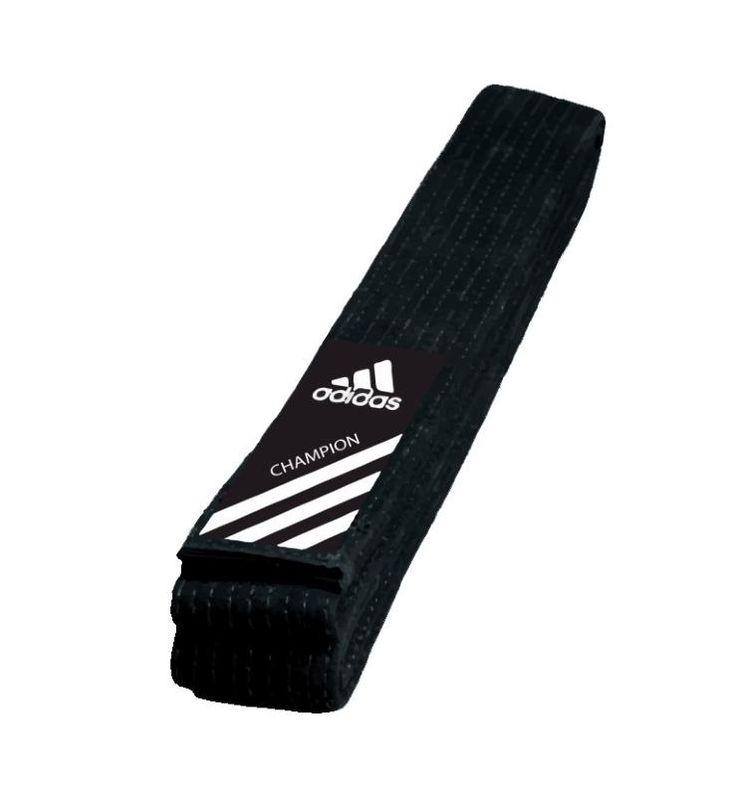 Ceinture noire Champion adidas - ADIB260