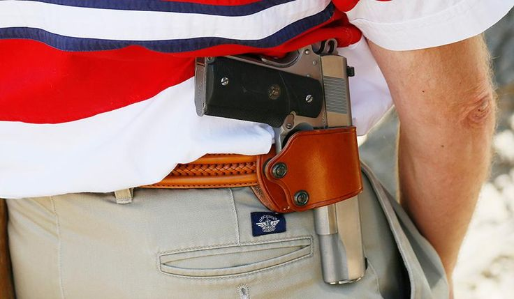 Constitutional Carry Marches On