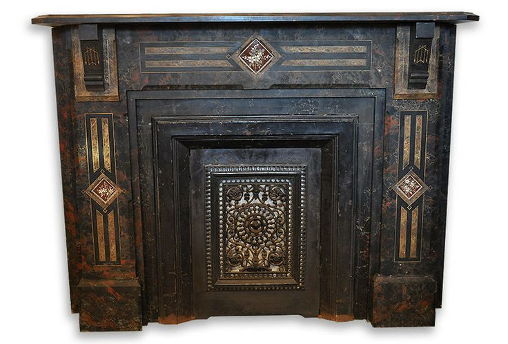 20 best images about fireplaces on pinterest gardens louis xiv and mantels. Black Bedroom Furniture Sets. Home Design Ideas
