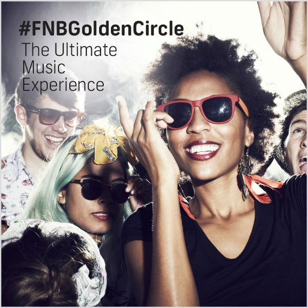 Open a New FNB Gold Cheque Account and be part of the #FNBGoldenCircle Experience. SMS #FNBGoldenCircle to 31138. www.fnb.co.za/goldencircle