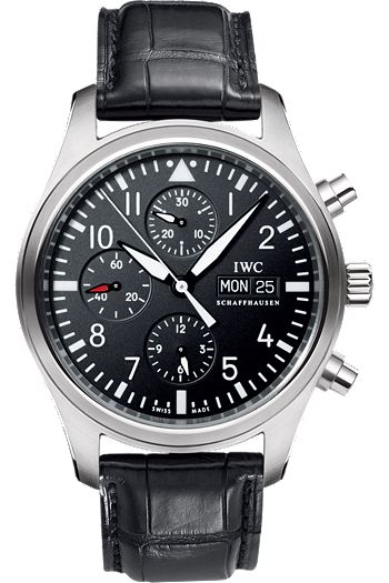 IWC Pilot's Watch Chronograph http://akbhd.weebly.com/