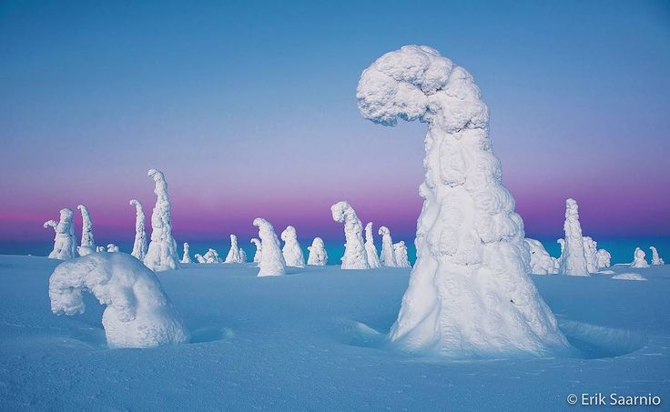 erik_saarnioWinter wonderland in Finnish Lapland