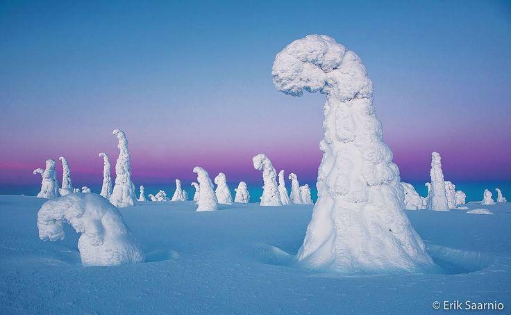 erik_saarnioWinter wonderland in Finnish Lapland