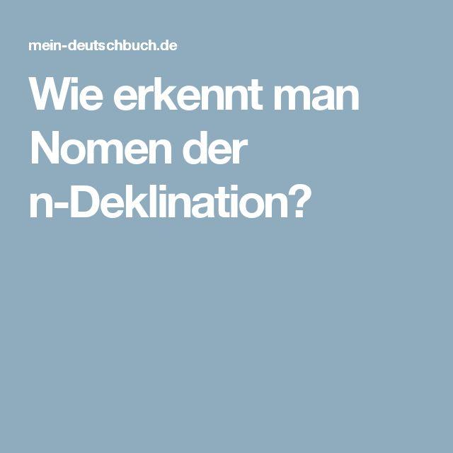 ber ideen zu deklination deutsch auf pinterest adjektive satzbau und deutsche grammatik. Black Bedroom Furniture Sets. Home Design Ideas