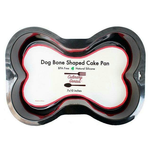 Prepárale un pastel en forma de hueso con nuestro Molde de Silicón  De nuevo disponible! #WalaDog  Consguelo ya en: http://crwd.fr/2trvrWL