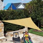 11ft. x 8ft. Triangle Shade Sail