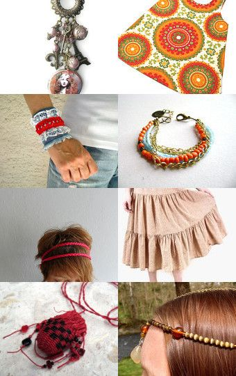 Trending Boho Chic by Kathy Lindemer on Etsy--Pinned with TreasuryPin.com