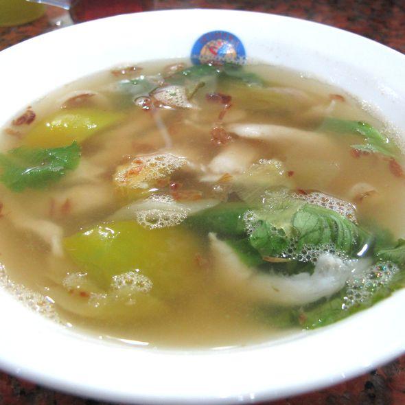Sop Ikan aka Fish soup @ Yong Kee, Batam, Riau, Indonesia