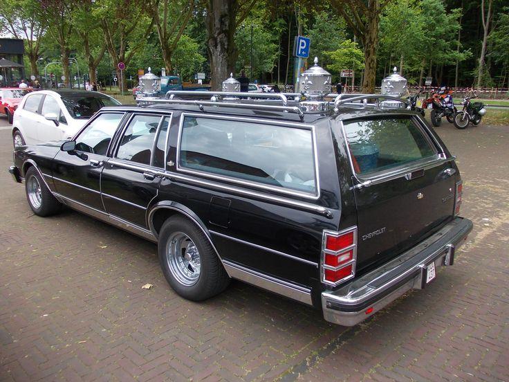 Chevrolet Caprice Hearse