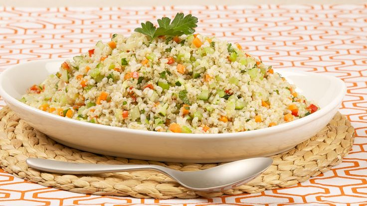 Quinoa and Barley Salad - Recipes - Best Recipes Ever - Pack this salad for lunch and keep yourself fueled with good stuff all day.