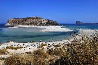 Balos Beach, Kreta