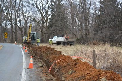 Shentel continuing work to install fiberoptics in Jefferson County - Journal News | News, sports, jobs, community information for Martinsburg - The Journal