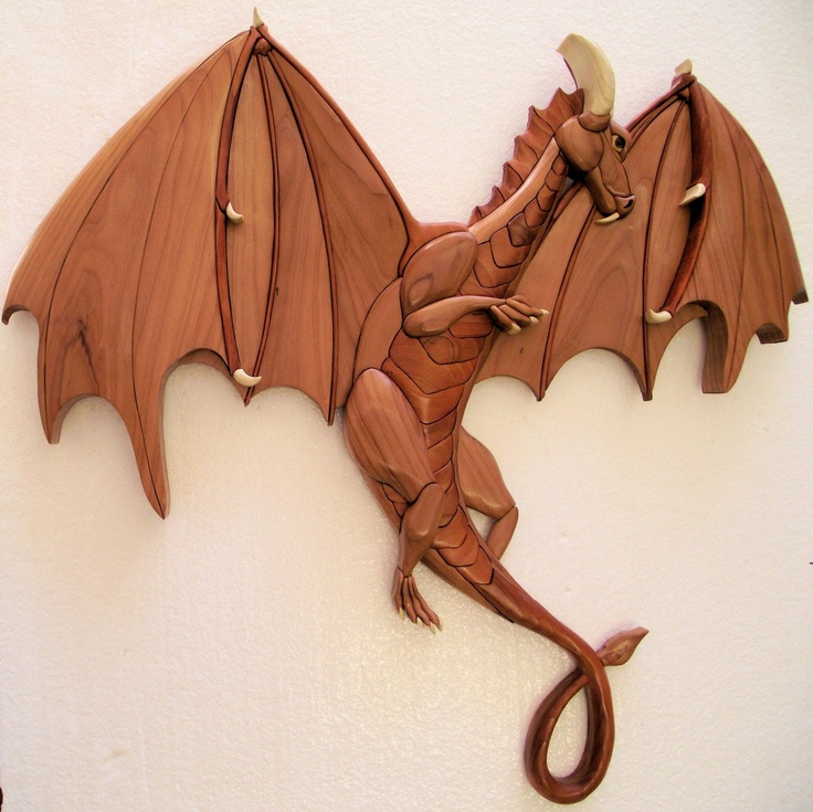 Best dragon carvings images on pinterest dragons