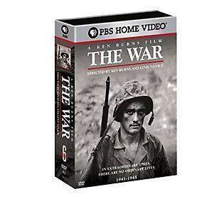 The War: A Ken Burns Film DVD 6-Disc Set