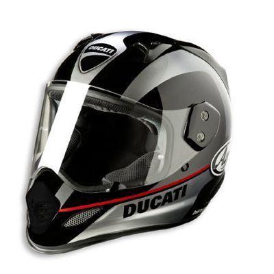 Ducati Arai Motorcycle Helmet XD3 Diavel