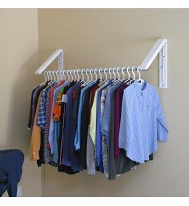 Top 25 Ideas About Clothes Storage Solutions On Pinterest