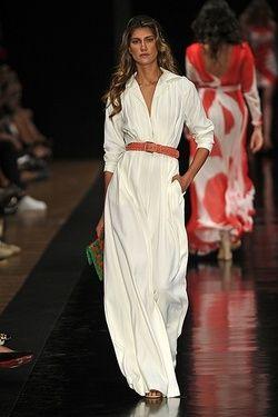 Glamorous Chic White