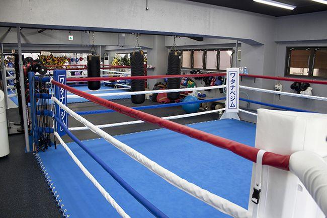 ワタナベボクシングジム