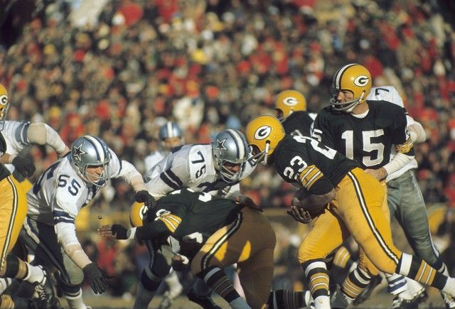 Ice Bowl: Cowboys vs Packers