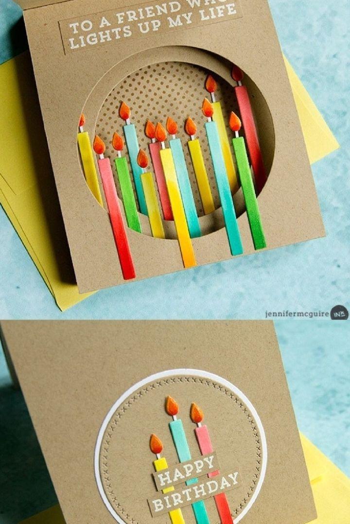Printable Happy Birthday Card Download Birthday Card Etsy Birthday Cards Diy Handmade Birthday Cards Birthday Card Craft