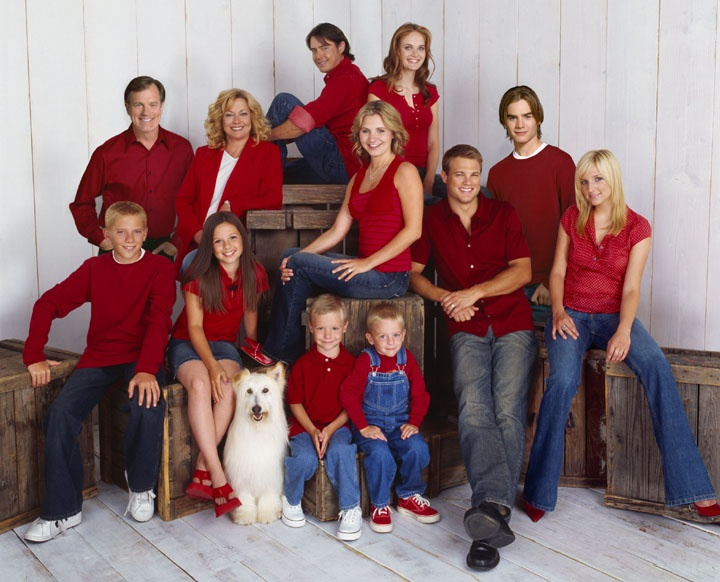 13 best images about 7th heaven on pinterest heaven for 7 a la maison saison 1