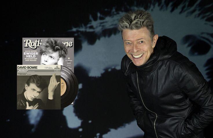 Verlosung: ROLLING STONE 10/2017 mit exklusiver David Bowie Vinyl-Single