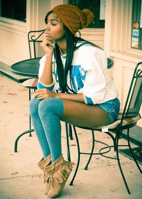 black girls with swag | Cynthia Brown #Black Girl Swag