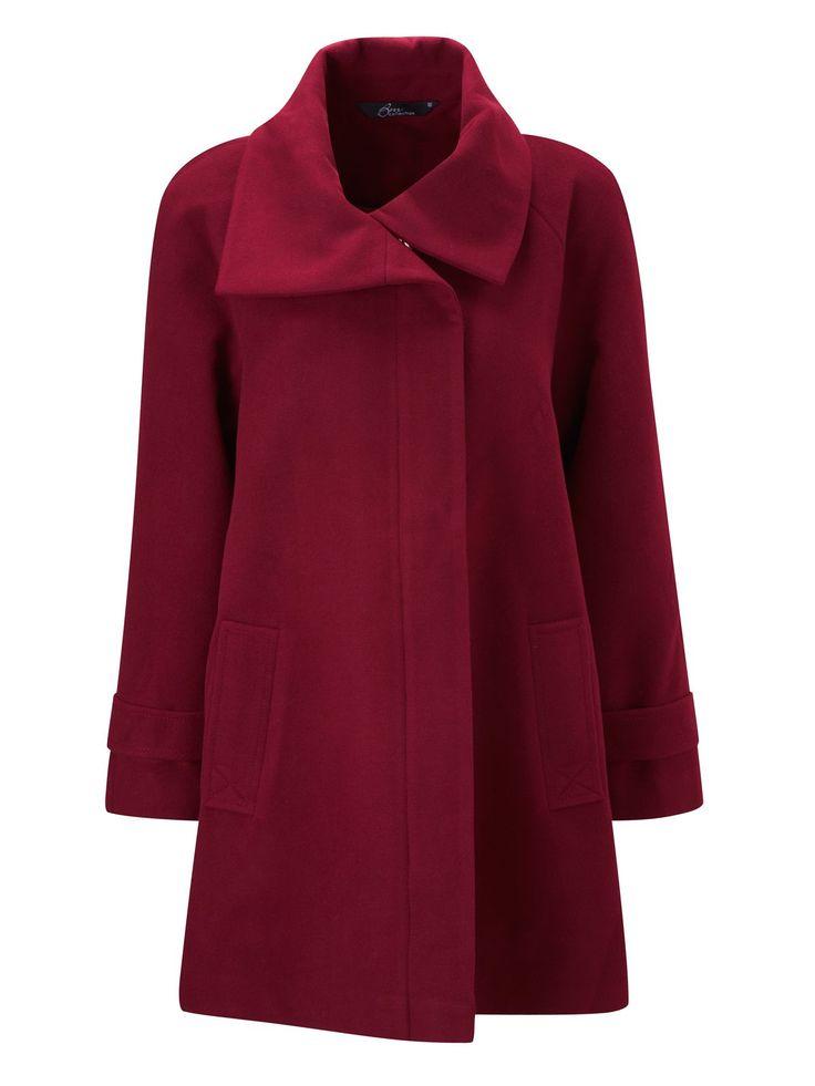 plus sized stylish coats | CLASSIC COATS FOR PLUS SIZE WOMEN AT BONMARCHE | STYLISH CURVES[ HGNJShoppingMall.com ] #fashion