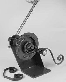 Beecher Bender - 4302 - Scrolling Tool