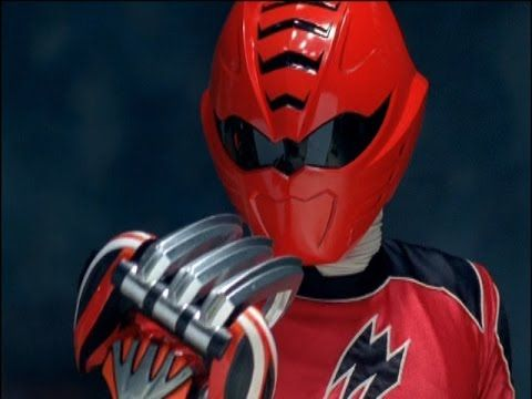 Red Ranger vs Dai Shi Final Battle (Power Rangers Jungle Fury)