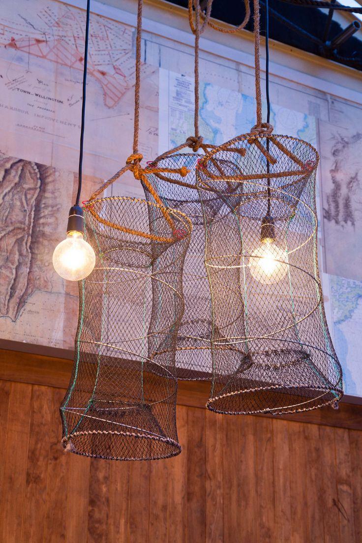 Crab Shack  - Wellington NZ  #lightfittings