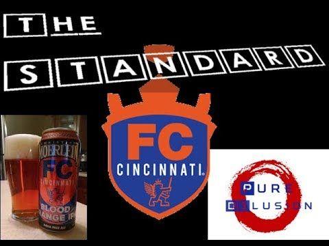 Christian Moerlein FC Cincinnati blood orange ipa - Review #beer #craftbeer #party #beerporn #instabeer #beerstagram #beergeek #beergasm #drinklocal #beertography