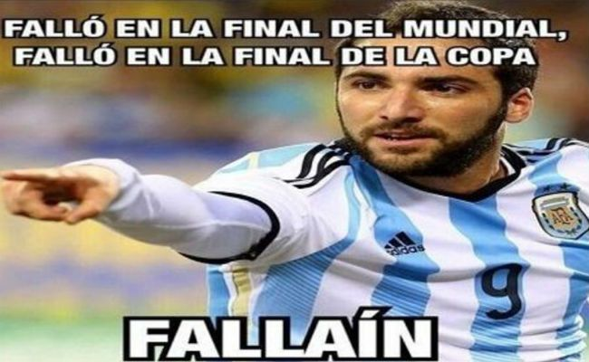"Los mejores ""Memes"" del duelo Chile vs. Argentina   Panamá América"