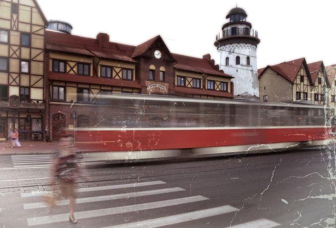 oder wie man beinahe selber zum Königsberger Klops wird:-)  Kaliningrad (Königsberg)  Doku  Ostpreußen/ Rußland