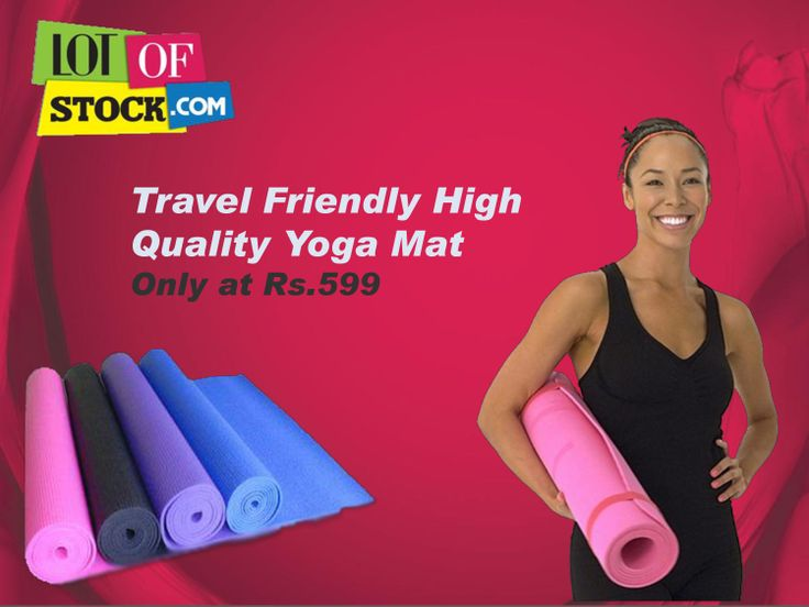"Get High Quality Yoga Mat for just Rs.599 only from ""http://goo.gl/ku55Y2""... For every sign up receive Rs.5000 worth Genie Coupons only from ""http://goo.gl/mrqjDj""..."