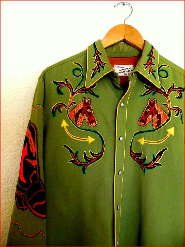 Old Cowboy Shirt