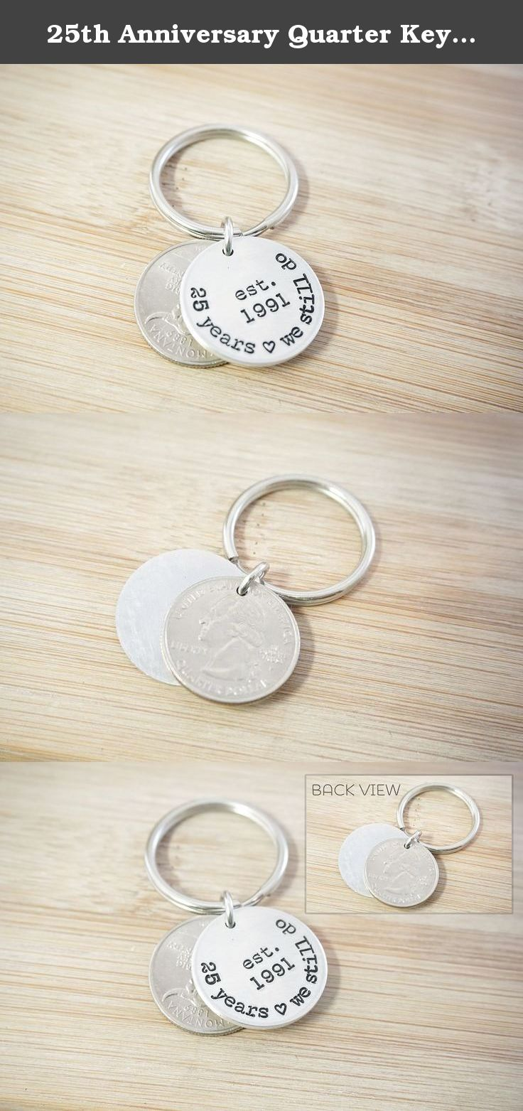 Perfect Gift For 25th Wedding Anniversary: 1000+ Ideas About 25th Anniversary Gifts On Pinterest
