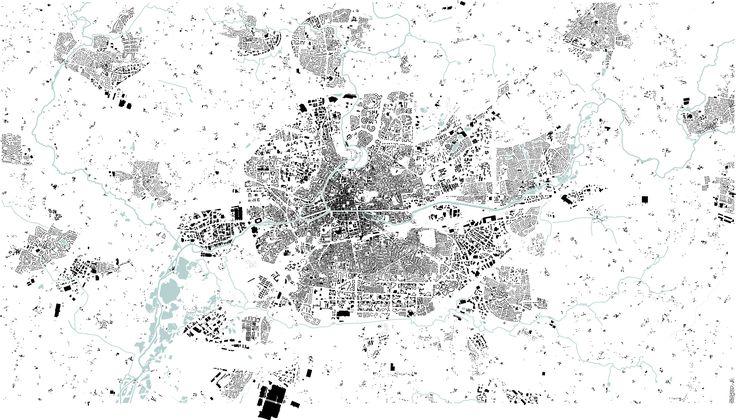 nolli map rennes-1-50.000 dwg