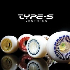Type-S Skateboard Wheels
