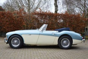 Austin Healey 3000 MKIII, BJ8 Phase 2 - 1967