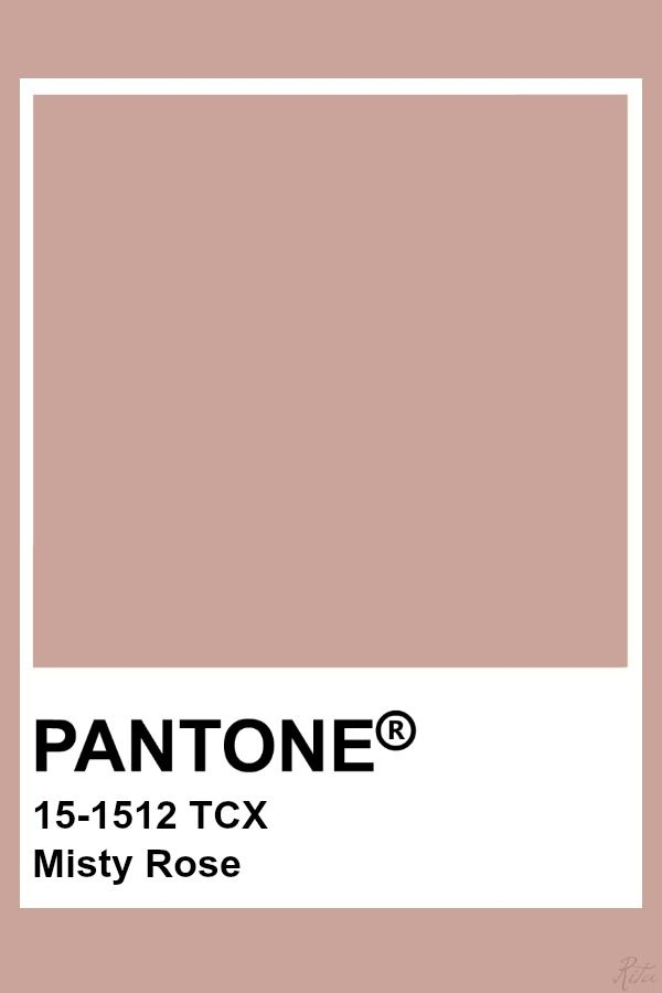 Pantone Misty Rose Pantone Fashion Amp Home Tcx Colors In