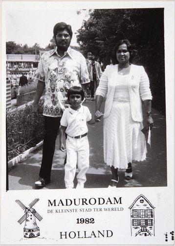 Website ´Vijf eeuwen migratie - Suriname`. Over allerlei onderwerpen (muziek, politiek, verpleging, sport, etc.) documentatie, filmpjes, foto´s. Dubbelklik foto om op site te komen
