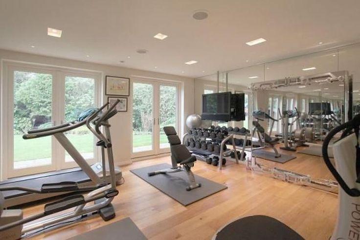 99 Fabulous Home Gym Room Design Ideas For Family Gym Room At Home Home Gym Design Gym Room