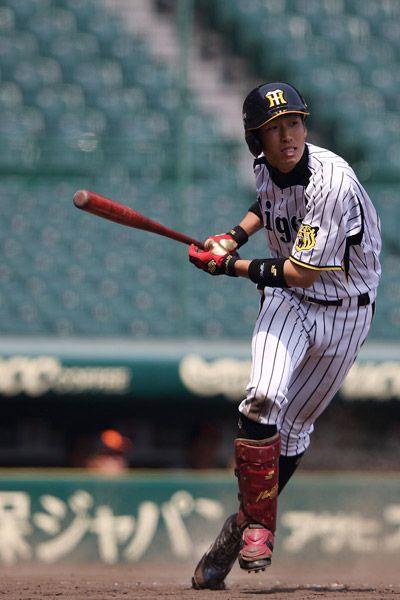 Naoto Nishida / Hanshin Tigers