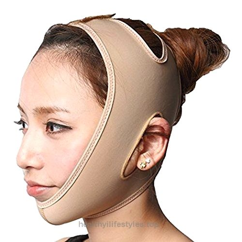 KOLIGHT® Anti Wrinkle V Full Face Chin Cheek Lift up Slim Slimming Thin Mask Belt Band Strap (M)  Check It Out Now     $7.85    The use of skin-friendly material.   Simple, easy to use.   Durability is excellent.   Usage: Wash your face clean.    ..  http://www.healthyilifestyles.top/2017/03/12/kolight-anti-wrinkle-v-full-face-chin-cheek-lift-up-slim-slimming-thin-mask-belt-band-strap-m/