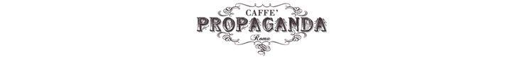 Caffè Propaganda Logo, Rome. Famous eggs.