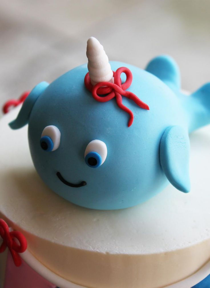 Narwhal Cakes Google Search Birthday Fun 14th