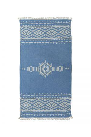 Hammamas Aztec Blue