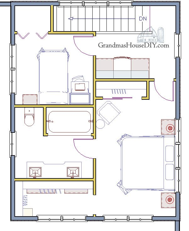 90 best Free House Plans Grandma s House DIY images on Pinterest