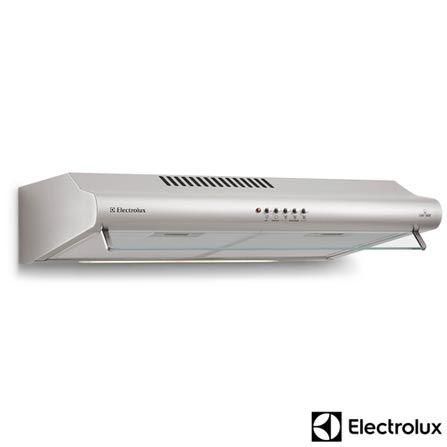 Imagem para Depurador de Ar de 60 cm Electrolux com 3 Velocidades, exaustor e 2 Filtros, Inox - DE60X a partir de Fast Shop